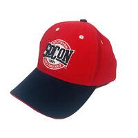 Southern Conference SOCON Baseball Hat Strapback Adjustable Red Cap