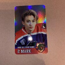 NCT 90's Love Official Trading Card Photocard - Holo Mark