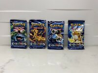 🌟New Pokemon XY Evolutions Sealed Booster Pack ( 1 PACK )🌟