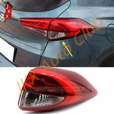 RH Right Outer Side Tail Light Rear Blake Lamp j For Hyundai Tucson 2015~2018