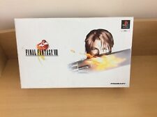 FINAL FANTASY VIII 8 Limited Edition Box Set PlayStation 1 PS1
