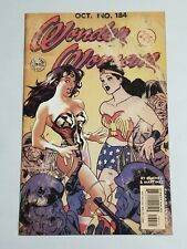 Wonder Woman 184 Adam Hughes Cover 2002 1st Print