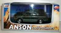 ANSON 1/43 - 80805 FORD EXCURSION GREEN