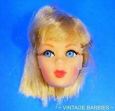 New listing Blond Tnt Barbie Doll #1160 Head Only Tlc - Vintage 1960's