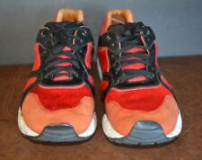 ORIGINAL PUMA MADE IN ITALY US SIZE 12 PRE-OWNED ( SKIN COW )