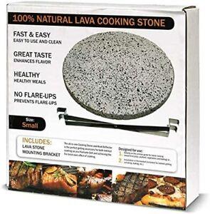 100% Natural Lava Cooking Stone, Measures 9' In Diameter. Vision Grills