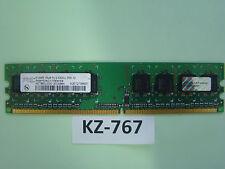 Aeneon aet660ud00-30da98x '512 MB Memoria RAM ddr2-ram 1rx8 pc2-5300u CL5 '
