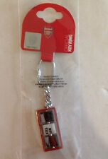 Arsenal Gunners FC Stadium Spinner Keyring / Keychain Official Merchandise