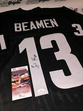 JAMIE FOXX ANY GIVEN SUNDAY SIGNED AUTOGRAPHED WILLIE BEAMEN JERSEY-JSA COA