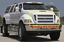 FOR 04 05 06 07 08 09 10 11 12 Ford F-650/F-750 Super Duty Billet Grille inserts