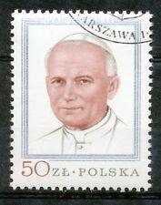 Polen 2632 gestempeld (7) paus Johannes Paulus II