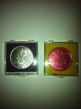Kiss 1979 Set Of Two Mardi Gras Coins