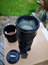 Nikon 70-200 2.8 vr