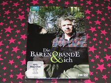 DIE BÄREN-BANDE & ICH-DVD-Dokumentation-BBC EARTH-Doku-GORDON BUCHANAN-NEU/OVP