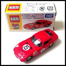 TOMICA LIMITED TOY'S DREAM PROJECT TOYOTA 2000GT 1/59 TOMY DIECAST CAR RED