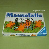 Mausefalle Ravensburger ab 5 Jahren KULT von 1980 Sendung mit der Maus 1A Top