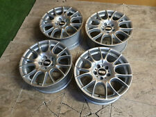 "4x Genuine BBS CK 18"" Alloy wheels 5x120 BMW 3 Series E46 E90 E92"
