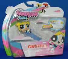 Powerpuff Girls Bubbles Figurine Speed Line Vehicles Spin Master Nip Bulle