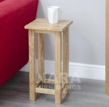Oak Less than 30 cm No Assembly Required Side & End Tables