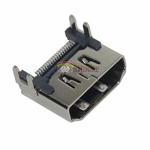 PS4 HDMI Port Socket Interface Connector Replacement For Sony Playstation 4 US