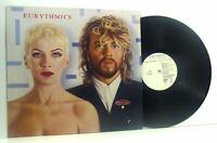 THE EURYTHMICS revenge LP EX+/EX, PL 71050, vinyl, album, with lyric inner, 1986