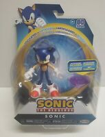 "Sonic The Hedgehog Jakks Pacific 4"" Figure SONIC with Purple Emerald NEW Sega"
