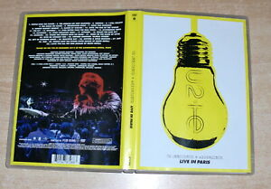 U2  Innocence & Experience  Live In Paris  DVD