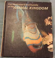 The Illustrated Encyclopedia of the Animal Kingdom, Book 11, 1970,