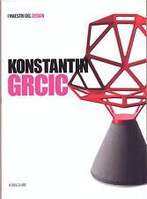 die Meister der design sole 24 Stunden - Konstantin grcic volume 9