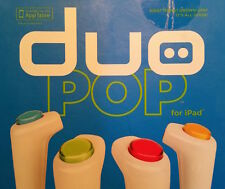 Duo Pop Controllers for iPad Tablets - 4 New Duo Controllers Factory Sealed Box