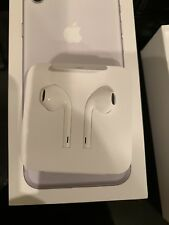 NEW Original Apple EarPods Headphones  iPhone 7 And Wall Plug And Original Cable