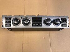 BMW 7' E66 760Li Facelift Control Panel Automatic Air-Con Climate OE 64116970458