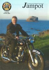 Jampot Magazine 2004 Issue No.627 - AJS Matchless G3 G9CSR Eos 18C G80LC Regal