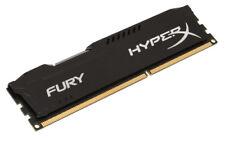 Modulo DDR3 4GB Pc1600 Kingston Hyperx Fury Black8103055219