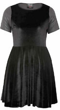 Unbranded Casual Solid Plus Size Dresses for Women