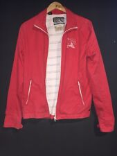 Scotch and Soda Jacke Übergangsjacke Rot Gr:M