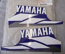 Genuine Yamaha YFM80 Raptor Front Mudguad Panel Decal Graphic Set G5TH-21570-30