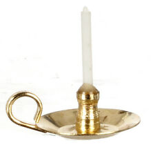 Chamber Candle Stick, Dolls House Miniature, 1.12 Scale Accessory