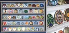 VitrinenSchmidt® S015 Schaukasten Vitrine Coin Münzen Geocoin * NEU *