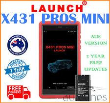 LAUNCH X431 Pros Mini WiFi Bluetooth OBDII Full System Diagnostic Scanner Tool