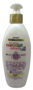 OGX HAIR Cream Oil Coconut Miracle 177 ml Heat Protection Cream