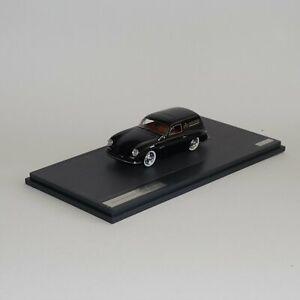 Matrix 41607-051 Porsche 356 Kreuzer Delivery Van 1956 Black
