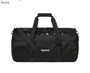 Supreme box logo duffle bag/holdall order confirmed