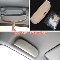 Sunglasses Holder Clip for Car Vehicle SunVisor secure glasses storage Universal