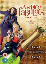 ABSOLUTELY FABULOUS THE MOVIE (+slipcase) DVD - NEW & SEALED