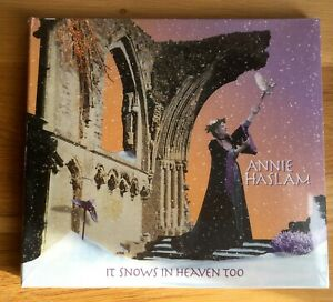 ANNIE HASLAM - It Snows In Heaven Too (2019 Esoteric CD Remaster - SEALED)
