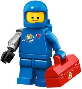 NEW Lego Movie 2 CMF Series 71023 Apocalypse Benny Minifigure