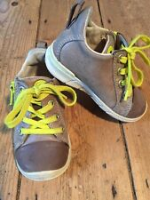 Taupe Ankle Boots By Ecco.  Sz UK 4.5  ( Infants)