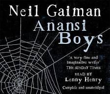 ANANSI BOYS: READ BY LENNY HENRY.