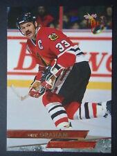 NHL 61 Dirk Graham Chicago Blackhawks Fleer Ultra 1993/94